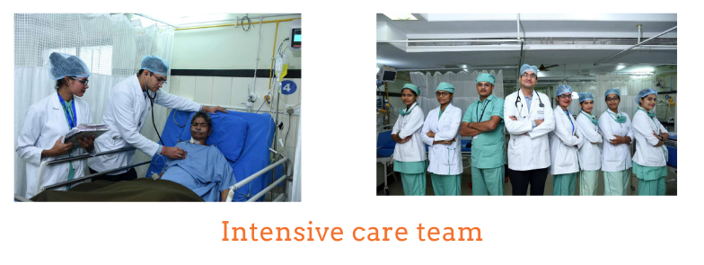INTENSIVE CARE SERVICES